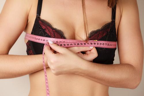 大胸筋下法での豊胸の効果
