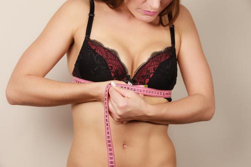 乳腺下法での豊胸の効果